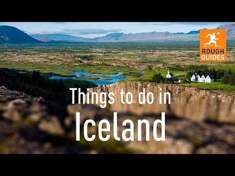 Things not to miss in Iceland