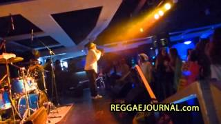 Cocoa Tea - I Lost My Sonia 2013-12-15. Club Empire, Rotterdam, Holland. Step by Step band