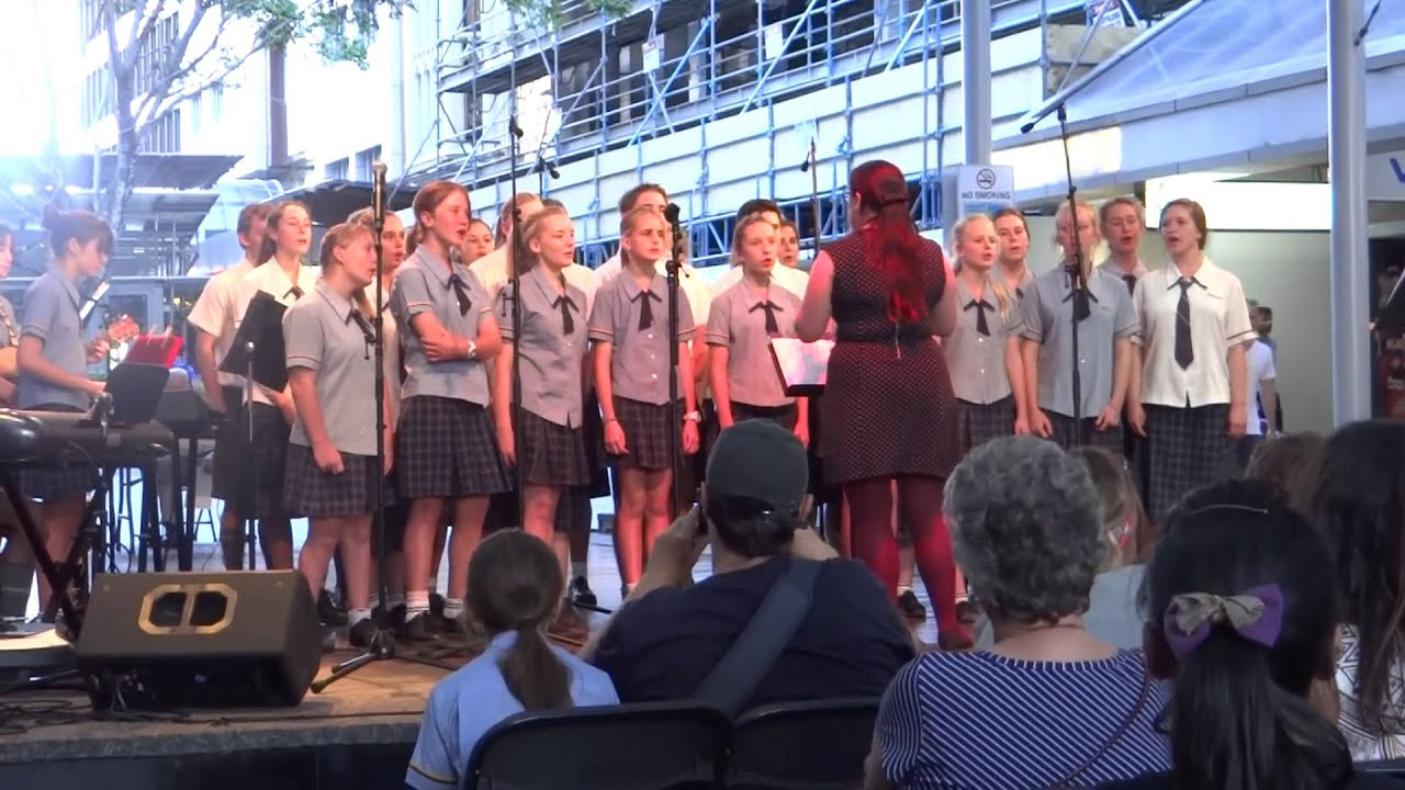 St Eugene College Vocal Group 2 - YouTube