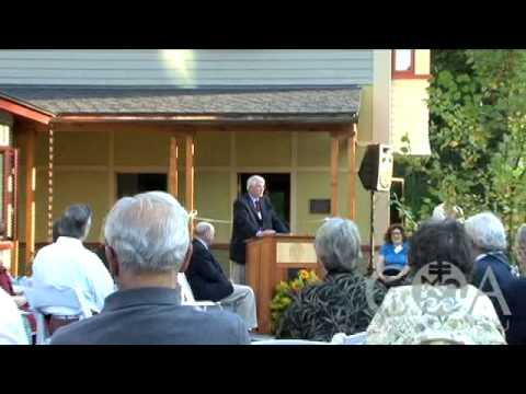 Kathryn W Davis Student Residence Village Opening
