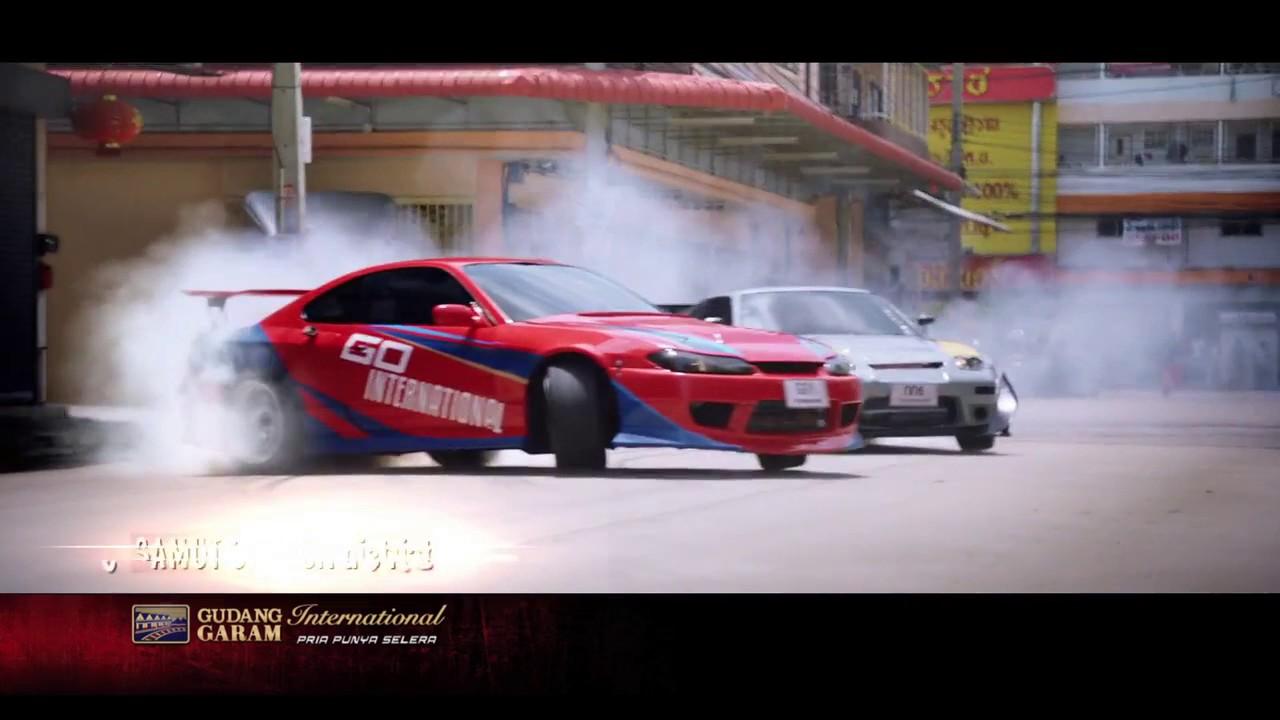 Gudang Garam International Bangkok Battle Market 30s Youtube Internasional