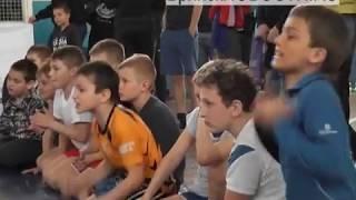 Турнир по дзюдо и греко-римской борьбе в Новозыбкове