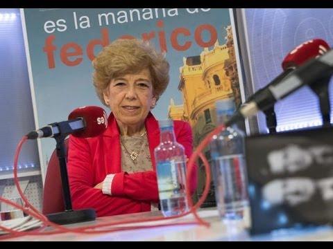 """Pilar Urbano: """"La caja negra del golpe"""" son las """"cintas"""" del CESID"""