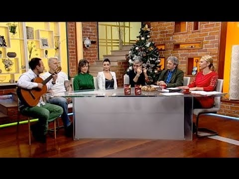 Sasa Popovic i Djordje David - Turbofolk i Rock - Dobro jutro Srbijo - (TV Happy 29.12.2017)