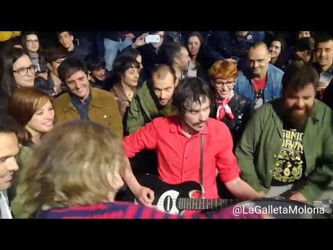 Momentazo de Doctor Explosión en el Fa Ce La Fest 2018
