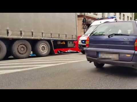 Brzeg: Tragiczny wypadek na drodze krajowej nr 39