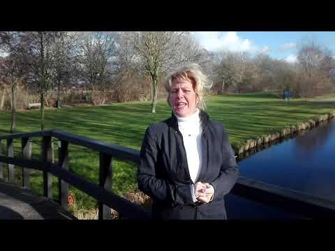 Groen, Water & Land en de doorstroming van het gebied