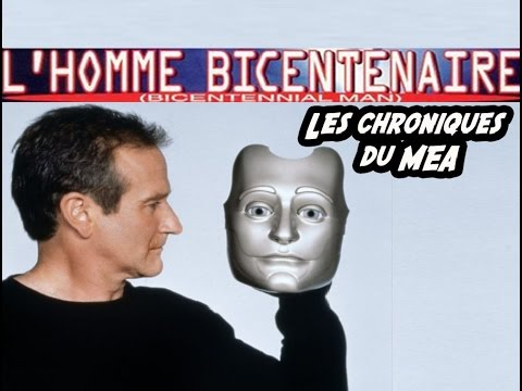 L'Homme Bicentenaire (1999) - Les Chroniques Du Mea spéciales Robin Williams