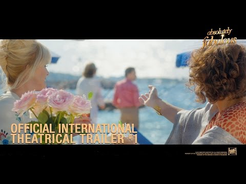 Absolutely Fabulous: The Movie [Official International Theatrical Trailer #1 in HD (1080p)]