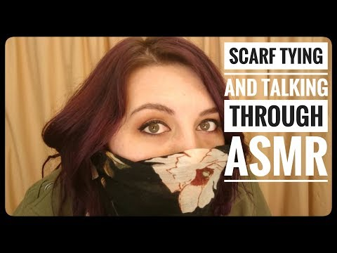 7 Ways To Wear A Scarf ASMR