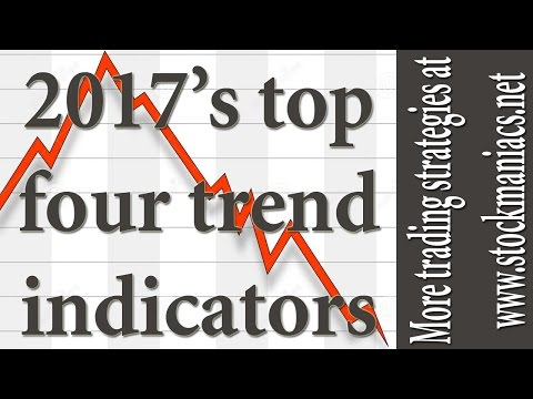 2017's Top 4 Trend Indicators That Will Generate Profits Consistently