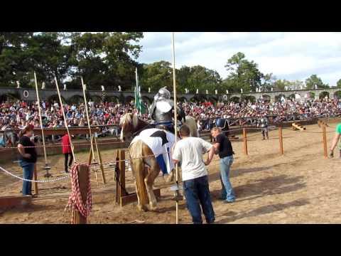 Knights of Mayhem at Texas Renaissance Festival 2011