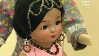 В Ярославле открылась выставка «Такие разные куклы»