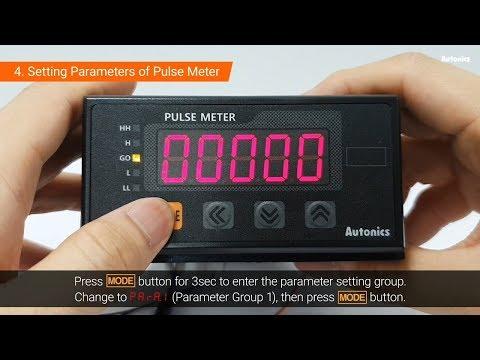 Autonics Tutorial : Using Encoder & Pulse Meter - RPM Measurement - YouTubeYouTube