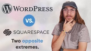 Squarespace vs. WordPress | Which Website Builder is King?