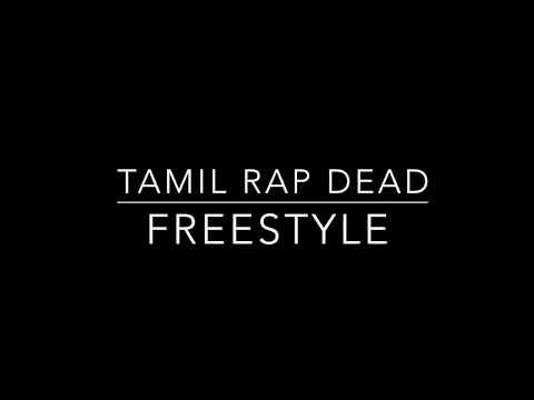 OnEye Thasaraa TRD-01 Freestyle (Tamil Rap Dead)