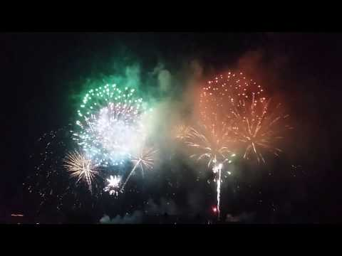 Fireworks @ katara cultural village