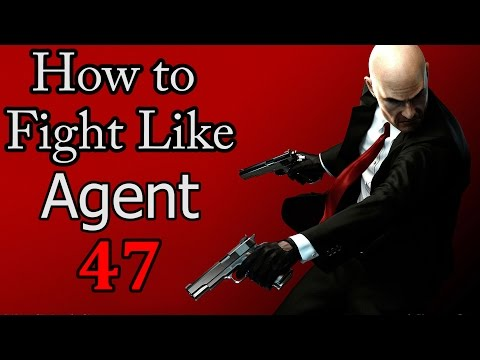 Hitman Absolution Hand to Hand Combat | Melee Kill |