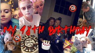 MY 18TH BIRTHDAY VLOG !! 🎉🔞