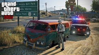 GTA 5 Roleplay - DOJ 304 - Identity Theft (Criminal)