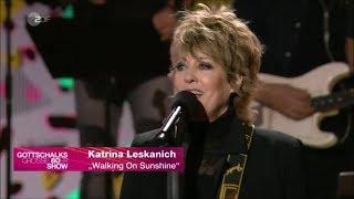Katrina Leskanich ~Walking on Sunshine~, Live performed in Germany, October 2019.