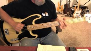 Tears For Fears - Everybody Wants To Rule The World - Bass Cover