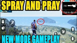 SPRAY AND PRAY NEW MODE GAME PLAY | NEW UPDATE REVIEW | AK PERMANENT | TELUGU GAMING ZONE