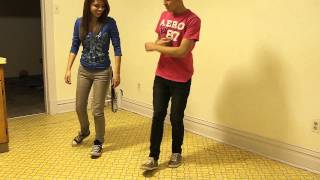 How To Dance Tribal With Juanito Muahh Y Allen Olivas :]