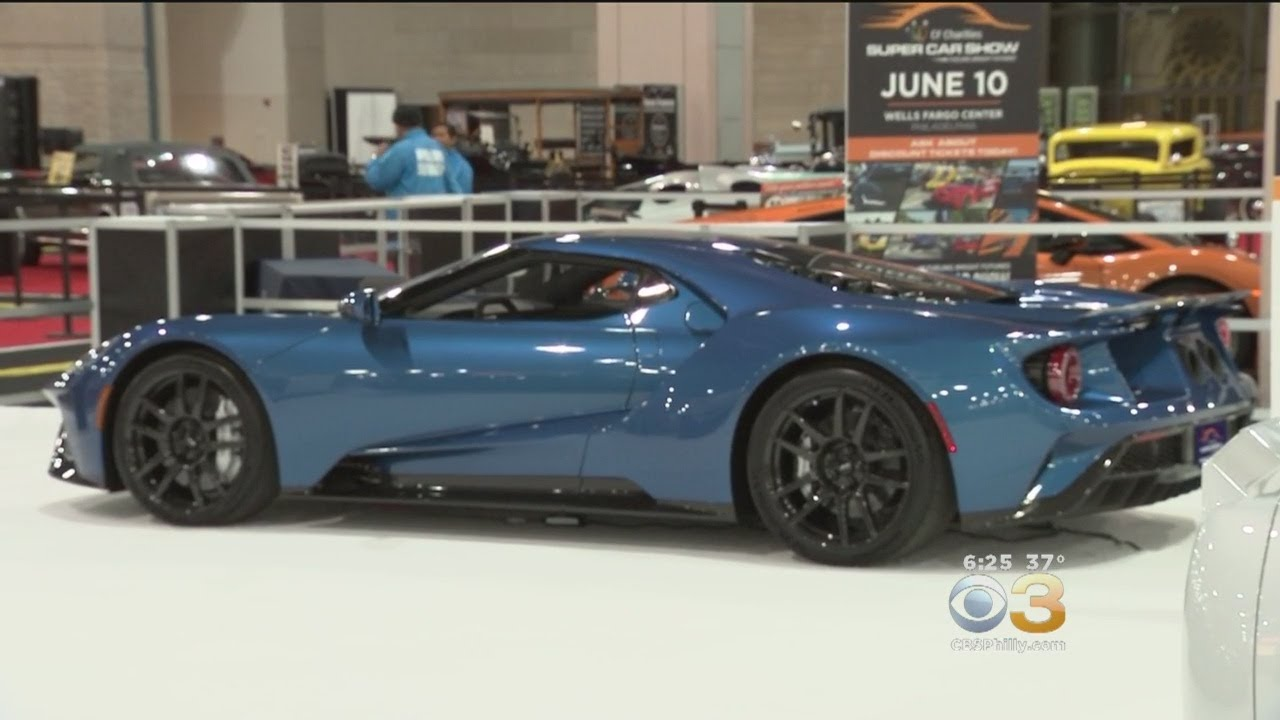 Philly Car Show: Hundreds Of Vehicles On Display At Philadelphia Auto Show