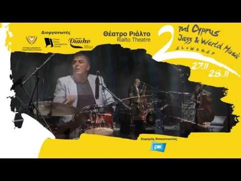2nd Cyprus Jazz and World Music Showcase