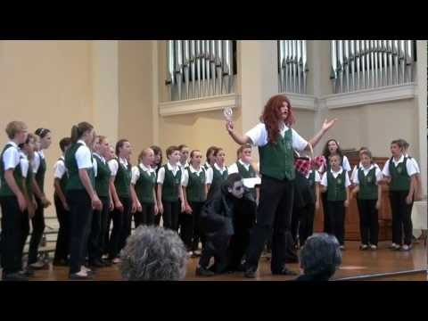 Singakademie Graz - Der kleine Vampir, Gerhard Präsent - San Francisco July 2012
