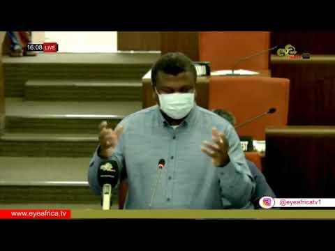 Gambia Health minister exposes corrupt civil servants