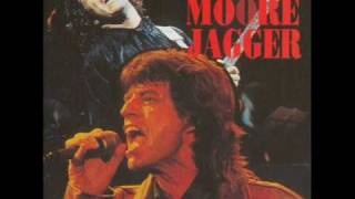 Mick Jagger & Gary Moore - Checking up on my baby (We want moore jagger)