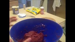 How To Make Red Velvet Cake Balls
