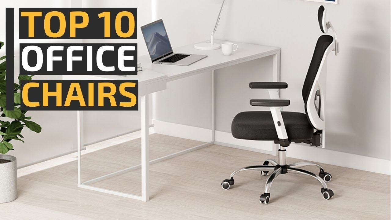 Top 10 Premium Computer Chairs For 2020 Best Ergonomic Office Desk Chairs Mesh Chairs Youtube