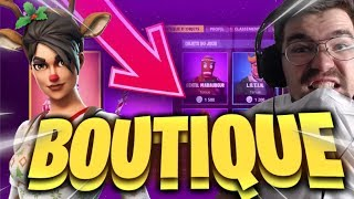 🔴LE SKIN ÉCUMA DO RED RETOUR IN THE BOUTIQUE OF DECEMBER 14, 2018 ON FORTNITE🔴[845WINS]