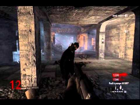 call of duty world at war zombie nacht der untoten #1 - YouTube Call Of Duty World At War Zombie Maps on