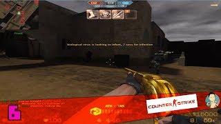 Counter Strike Extreme V7 Zombie Hero gameplay 1#