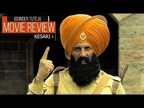 Kesari Movie Review  Akshay Kumar  Parineeti Chopra  Anurag Singh  TutejaTalks