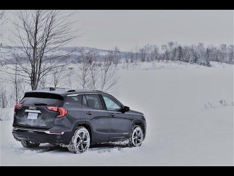 2018 GMC Terrain Diesel Test Drive Review