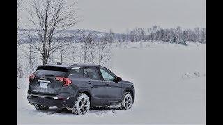 2018 GMC Terrain Diesel Test Drive