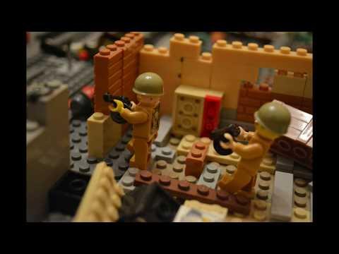 видео: Лего Вторая мировая 1942 год \ Lego World War II in 1942