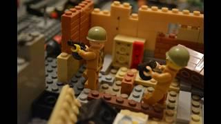 Лего Вторая мировая 1942 год \ Lego World War II in 1942