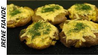 Рецепт бомба!  Молодой Картофель  в духовке с сыром и укропом