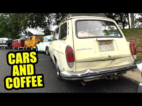 VW Takeover! - Pensacola Cars and Coffee - 2019-06-22