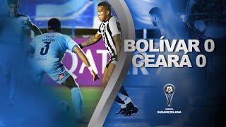 Bolívar vs. Ceará [0-0] | RESUMEN | Fecha 3 | CONMEBOL Sudamericana 2021