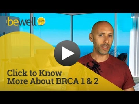 BRCA1 & 2 Genes and the Risk of Breast Cancer | BeWellBuzz.com