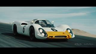 Monterey 2018: Porsche 908 Works 'Short-Tail'
