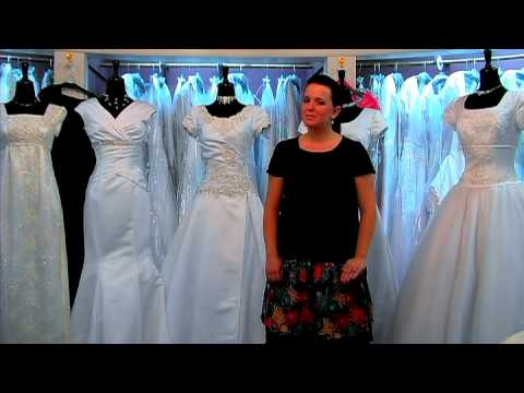 Wedding Dresses : How to Preserve Your Wedding Dress