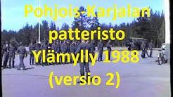 Pohjois-Karjalan patteristo Ylämylly 1988 (versio 2)